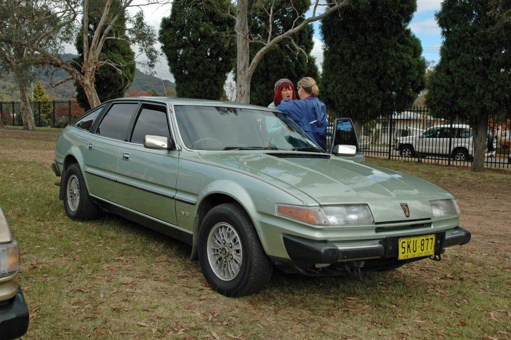 DSC_0091 1982 Rover 3500SE