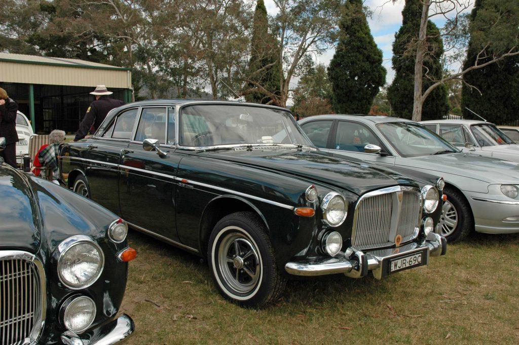 DSC_0097 1969 Rover 3.5 Litre Coupe