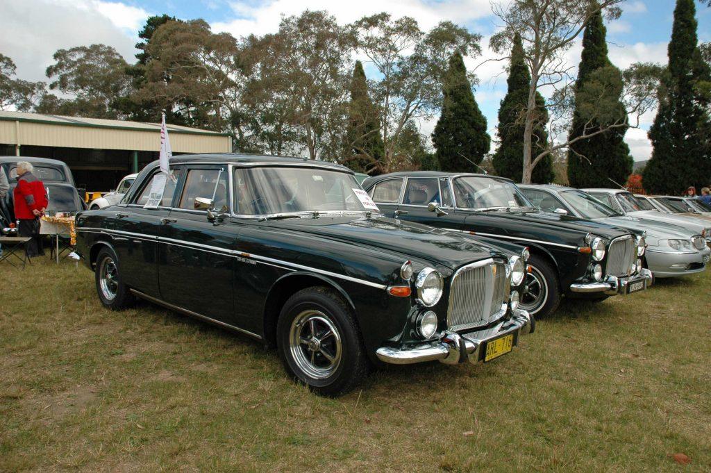 DSC_0098 1969 Rover 3.5 Litre Saloon