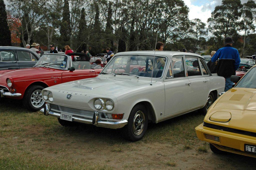 DSC_0108 1969 Triumph 2.5 PI Mk1