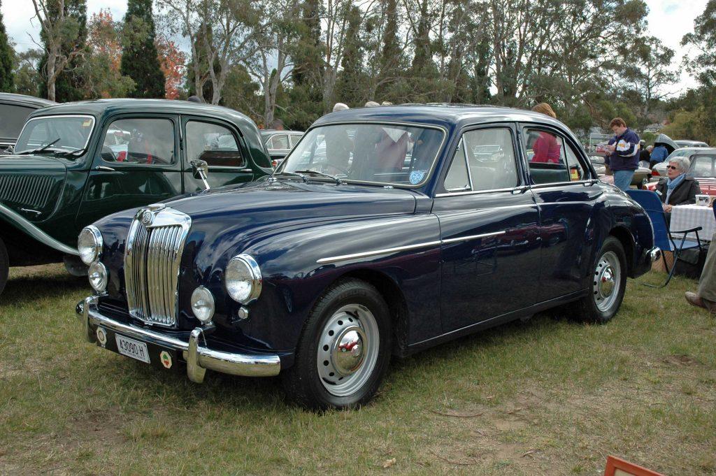 DSC_0111 1957 MG ZB Magnette