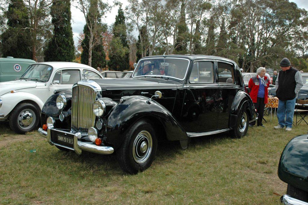 DSC_0113 1951 Bentley Mk 6
