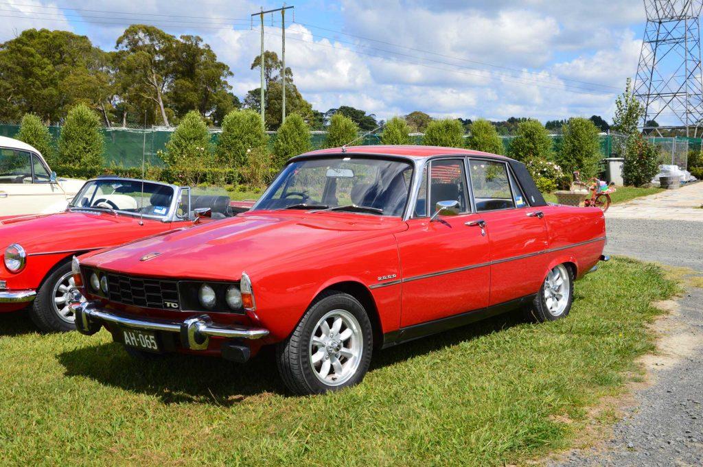 DSC_0051 1971 Rover 2000TC Werai 20-3-2013