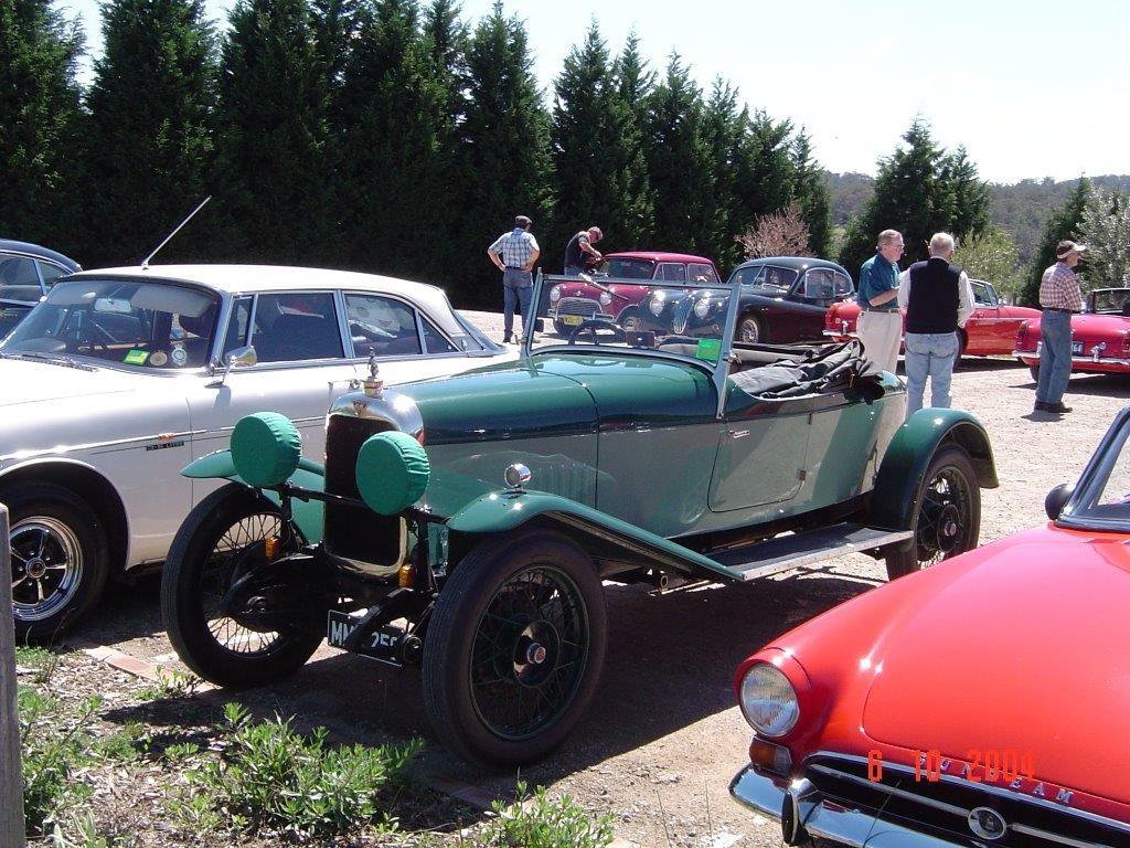 DSC00074 1927 Alvis 12-50 McVitty Grove High Range 6-10-2004
